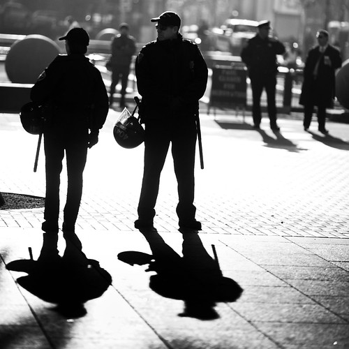 Occupy SF, The Morning After -- San Francisco, CA | by Thomas Hawk