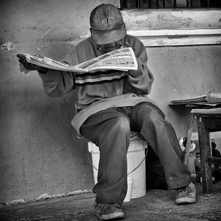 The reader | by pedro_santiago