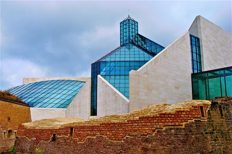 Mudam Luxembourg - Musée d'Art Moderne Grand-Duc Jean