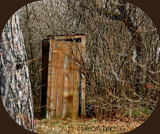 conservation area outhouse | by lifecatcher2010