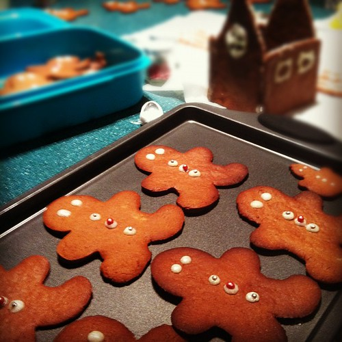 Gingerbread army | by KitchenImpromptu