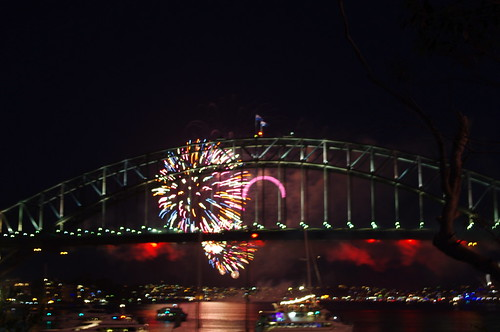 Sydney NYE 2012 9pm Fireworks | by Terry from Sydney