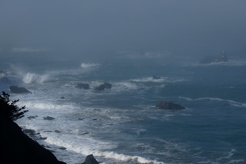 Foggy Pacific | by San Francisco Gal