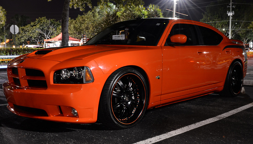 dodge charger by brett levin photography