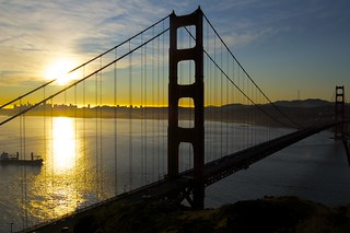 NPS - Golden Gate National Recreation Area - Golden Gate and San Francisco from Battery Spencer | by JeffManas