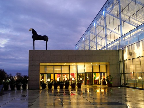 Mus e d 39 art moderne et contemporain strasbourg sigi sunshine flickr - Musee d art moderne strasbourg ...