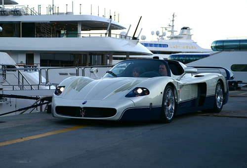Maserati MC12 | by Pasha Agatov