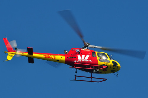 Point Lonsdale Rescue - VH-LSR Westpac Rescue Chopper | by TAkE Ya PiC - Images by Chris'Captures