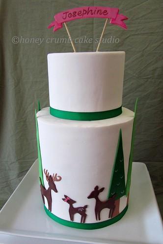 Baby Bottom Cake For Boy