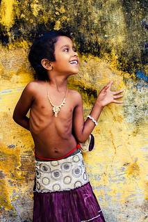 We worry about what a child will become tomorrow, yet we forget that she is someone today | by Rakesh JV