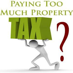 Property Taxes Icon