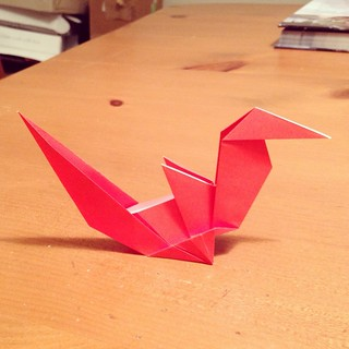 Dragon for St. George's School | by Joseph Wu Origami