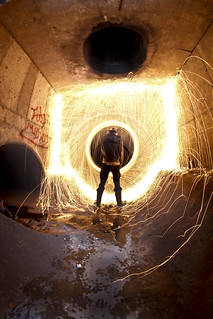 Good ol steel wool | by Light The Underground