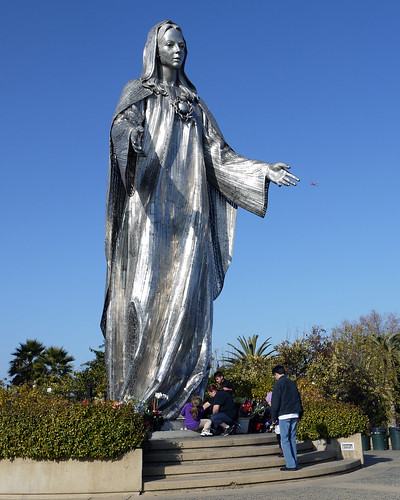 Silicon Valley Madonna | Our Lady of Peace Shrine is a ...