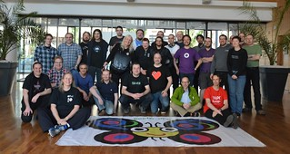 Perl QA Hackathon 2014 Lyon - Group picture | by WendyGA