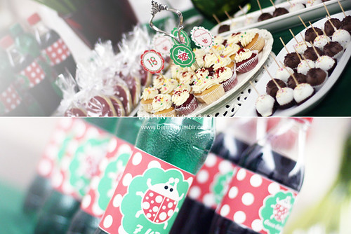 Sweet 18 LadyBug Party | by @BeInParty