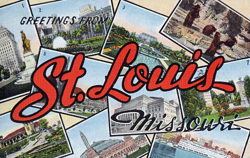 Greetings from St. Louis, Missouri | by dbostrom