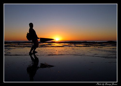 sunrise - susan gilmore beach - 27-11-2011-  (143)-Framed | by DoctorJ73
