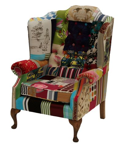 Exceptionnel ... Mad Hatter Chair 4 | By Curated
