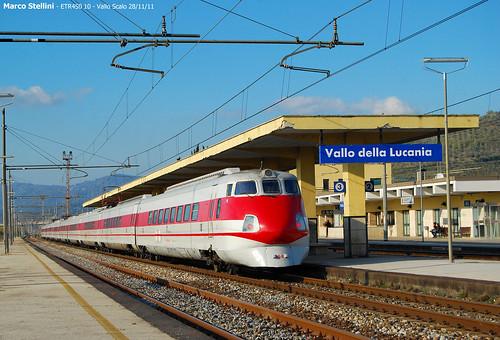 Etr450 10 la stazione di vallo della lucania ha - Agenzie immobiliari vallo della lucania ...