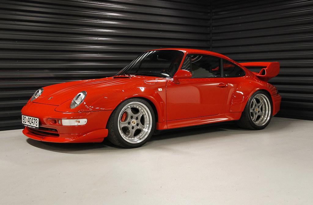 1996 Porsche 911 993 GT2 | The Car Spy | Flickr