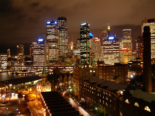 Sydney by night | by ihaveacatcalledjesus