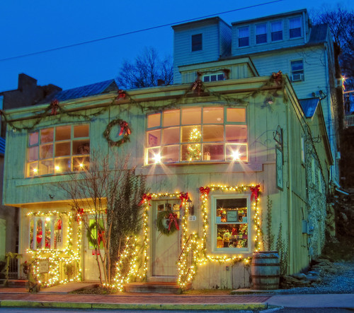 Harpers Ferry Christmas Lights 1 | by Eoghann Irving