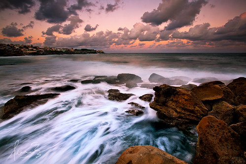 Bronte Beach Sunset | by sachman75