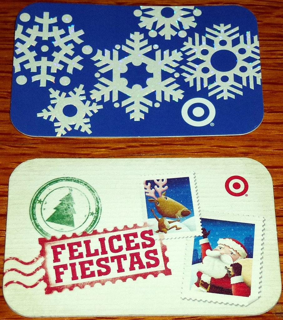 Target Christmas Gift Cards   David Valenzuela   Flickr