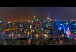 Top of the Rock: Lower Manhattan | by Mick Canon