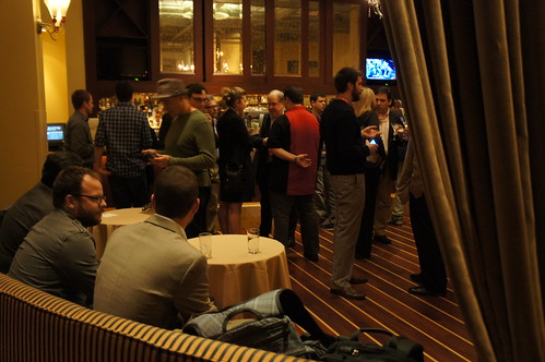 Voce Media Dinner at CES 2012 | by VoceCommunications