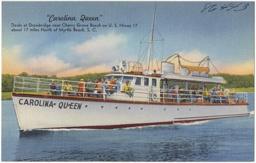 Cherry Grove Queen Bed Coleman
