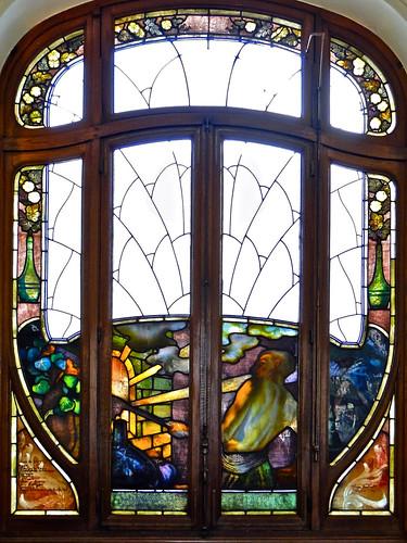 Cci vitrail 39 le verre 39 la chambre de commerce et d - Chambre du commerce chambery ...