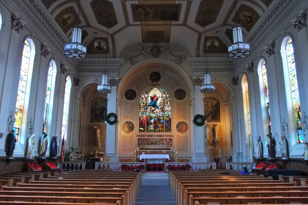 chicago catholic church