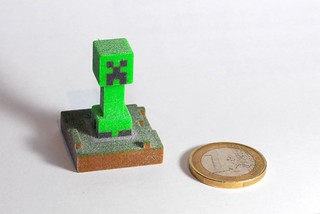 Tiny Creeper Statue | by post-apocalyptic research institute