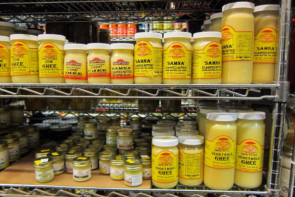 NYC - Kips Bay: Kalustyan's - Ghee