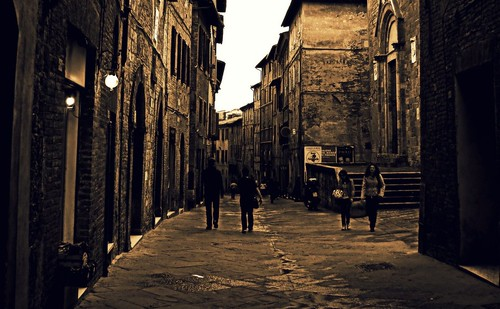 Siena, cidade medieval - World Heritage Site (UNESCO) | by Fred Matos
