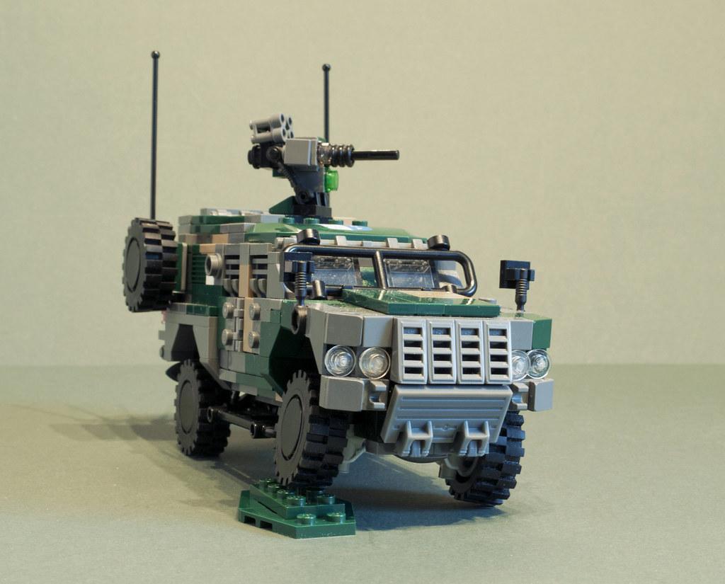 KMW Hägglunds Dragoon III-V APV | Flickr