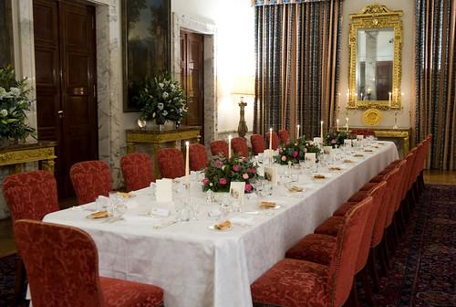 Ambassador Dining Room Parking