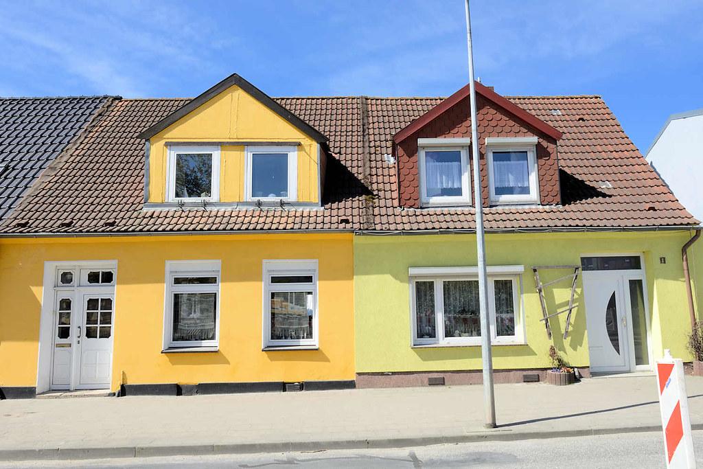 126 9714 Restaurierte Wohnhauser Mit Ausgebautem Dach Do Flickr
