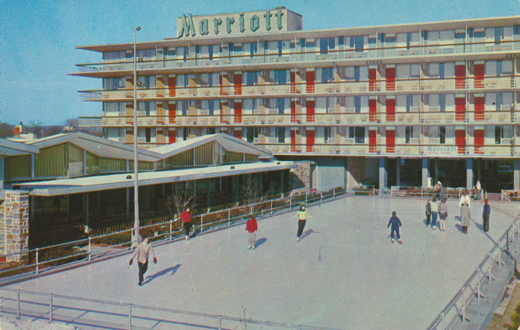 Marriott Motor Hotel - Washington, D.C.