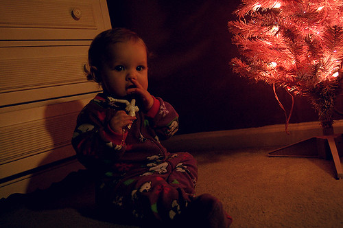 Haley's first christmas2 | by Jessicann_