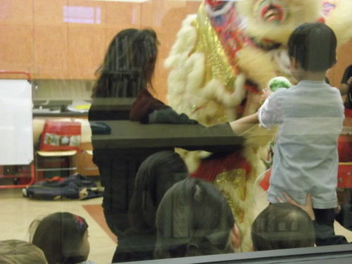 Lion Dancers | by Glen Park Library
