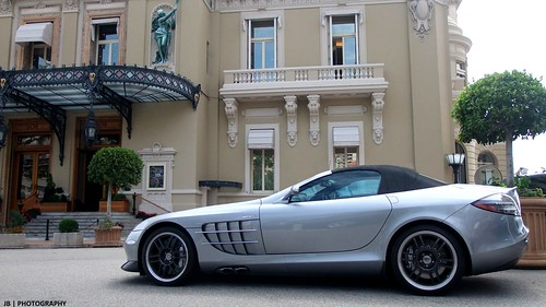 SLR McLaren Roadster | by J.B Photography