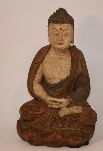 2 - Buddha: after conservation treatment | by Webb Conservation