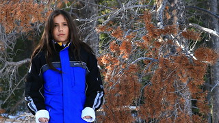 Xiuhtezcatl Martinez Describing the Impact Pine Beetles have on the Forest | by OurChildrensTrust