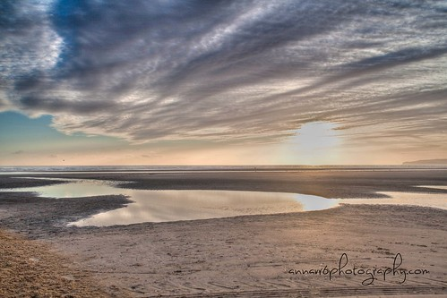 Camber Sands January 2012 HDR | by Annavr6Photography