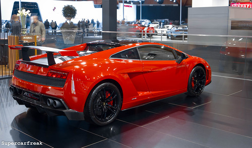 Lamborghini Gallardo LP570-4 Supertrofeo Stradale | by SuperCarFreak