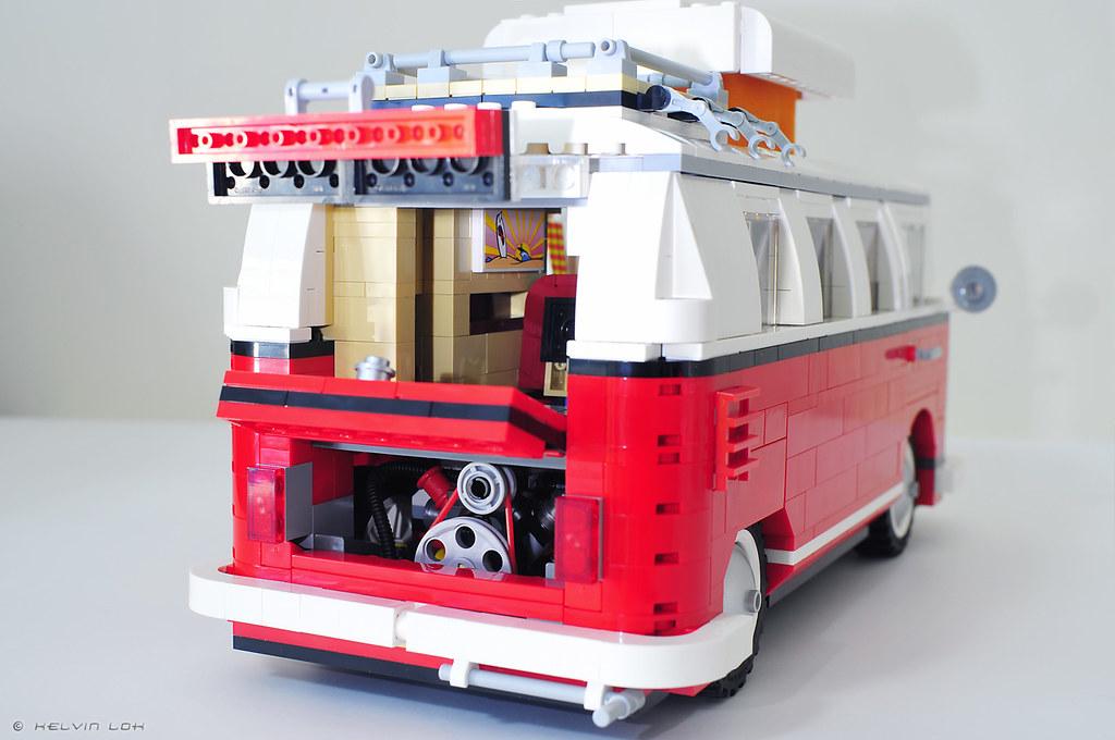 vespa van for camper trailer la lego kavels design scooter volkswagen with