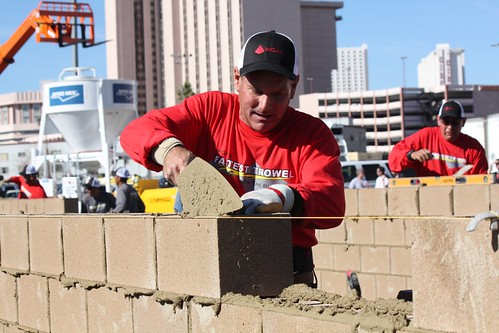 Mason Contractors Association Of America : Mcaa fastest trowel on the block second placebob ch